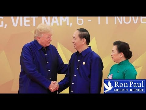 Is Trump Getting A Bad Rap On His Asia Trip?