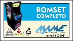 DOWNLOAD ROMSET COMPLETO - MAME 0.78 (2003)
