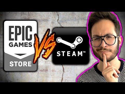 L'Epic Games Store veut la peau de Steam 🔥 Explications...
