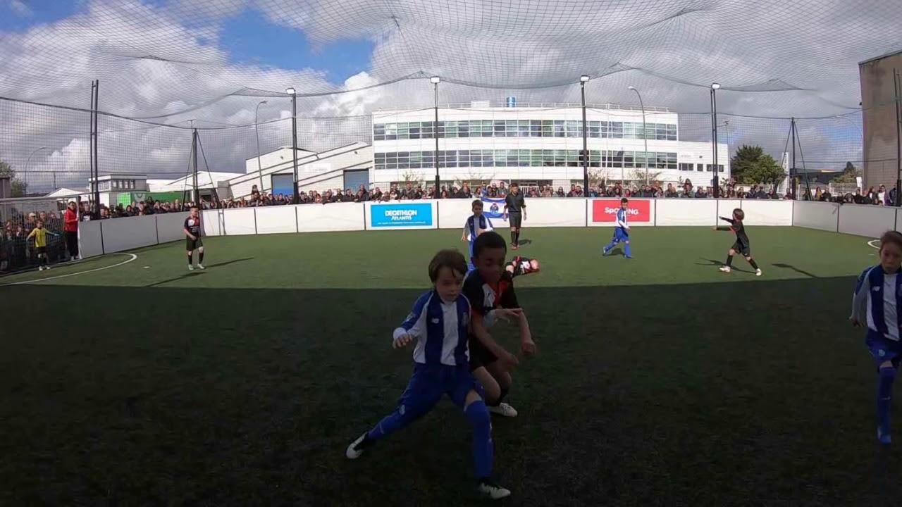 Mini Euro U9 St Herblain Fc Stéphanois Fc Porto Youtube