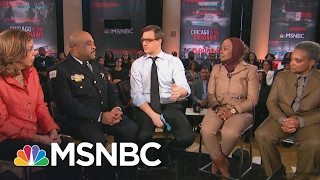 Chicago In The Crosshairs: All In Town Hall (Full Episode) | All In | MSNBC