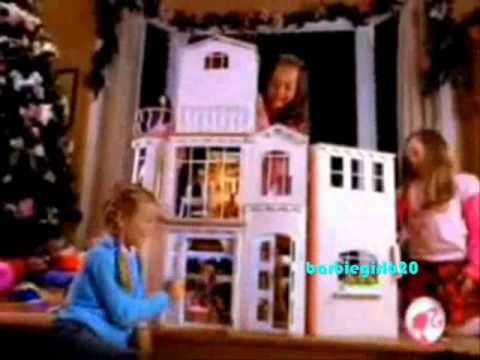 2006 barbie comercial casa de los sue os con audio latino - Casa de barbie ...