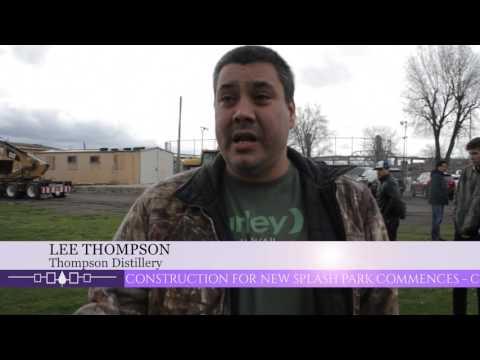 Construction begins on Kahnawake Splash Park