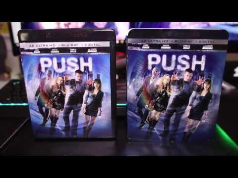 Push 4K Blu-Ray Review
