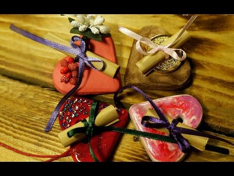 ЧТО ПОДАРИТЬ НА 14 ФЕВРАЛЯ? Подарки своими руками! День святого Валентина.Что подарить парню, маме