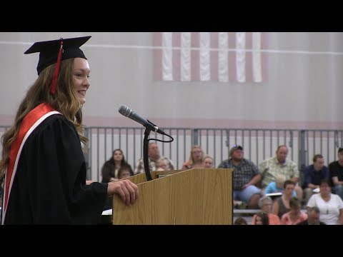 2017 Cannon Falls High School Commencement
