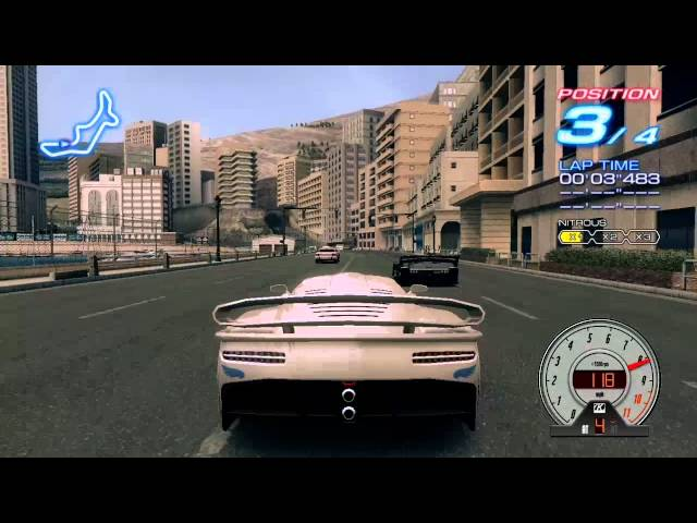 Ridge Racer 6 Final Route (Angelus) Final