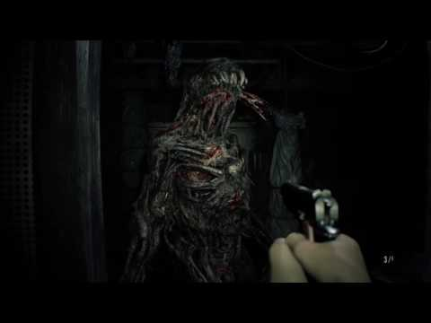 Re7 Demo Beating The Monster No Damage True Ending