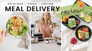 Fresh, Organic Meal Delivery!! My Kooshi Gourmet Review