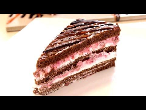 Torta sa voćnim jogurtom - Bez pečenja - No-Bake Yogurt Cake
