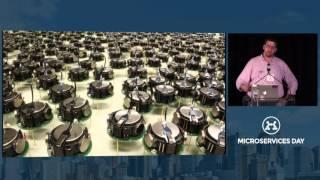 "Jason Melo: ""Monolith to Microservices"""