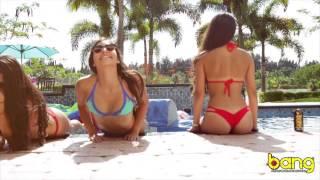 In a banged Bikini