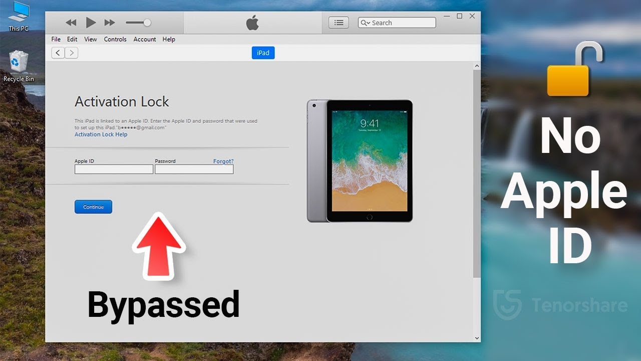 How to Reset iPad without Apple ID/Activation Lock