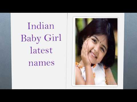 Top Indian Baby Girl names