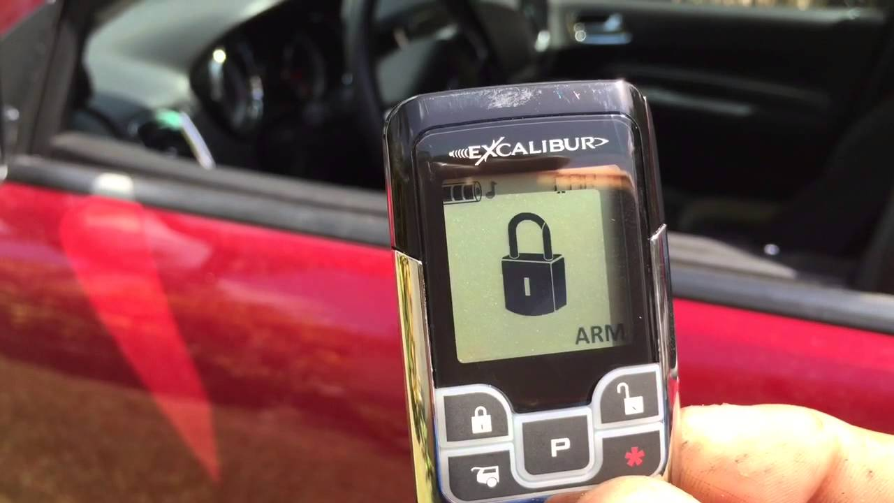 Dodge Durango Car Alarm