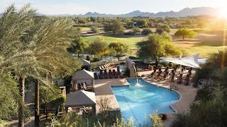 Top 10 Luxury Hotels with Outdoor Pools in Scottsdale, Arizona, USA