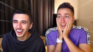 REACTING TO THE INTERNET'S WEIRDEST VIDEOS WITH CHIP
