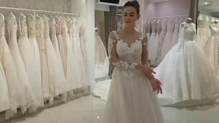 """Свадебное платье от """"Папилио"""" Стриата"""
