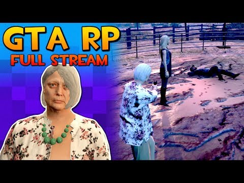 GTA RP - Margret Periwinkle The Crime Lord streaming vf
