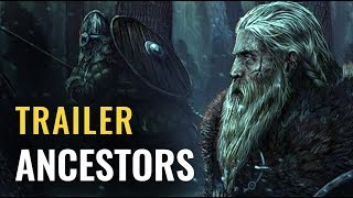 ANCESTORS Gameplay Trailer | Medieval realtime strategy