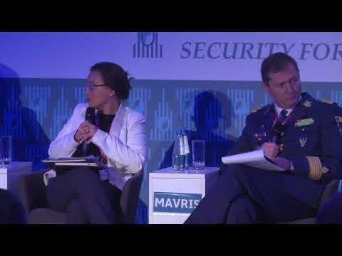 Warsaw Security Forum 2017 - The Future of Air and Missile Defence in Europe.