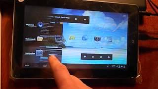 Видео обзор планшета FlyTouch 7(Характеристики: Планшетного устройства Операционная система Google Android 4.0.4 Поддержка Flash Да Процессор All Winner..., 2012-12-30T18:28:43.000Z)