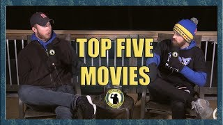 Brews On The Balcony - Ep. 3 | Top Five Favorite Movies Of All Time