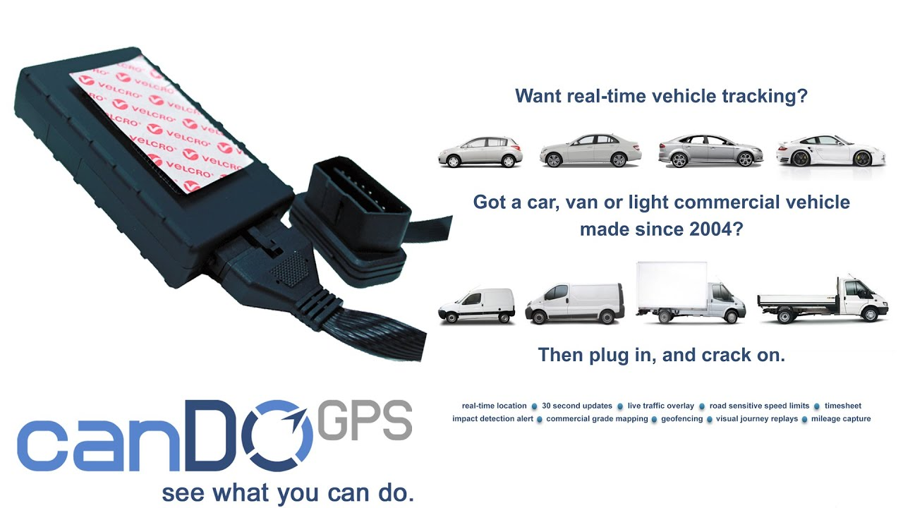 canDO GPS Plug n Play OBD tracking The full review and online