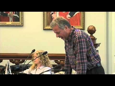 Dunedin City Council - Council Meeting - April 11 2016