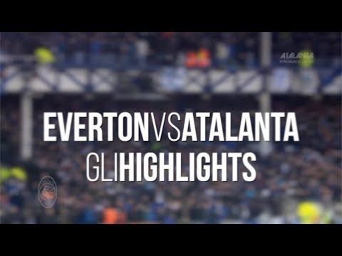 UEL Everton-Atalanta gli highlights