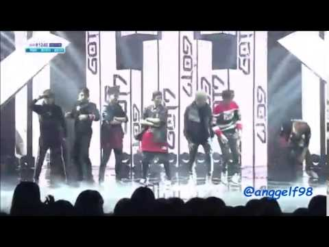 GOT7 Martial's Art Dance Moment (Jackson,Mark,JB)