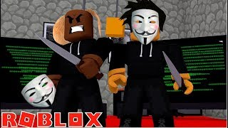 ROBLOX HACKERS - FINDING AND TAKING OUT THE HACKERS - Roblox Knife Simulator