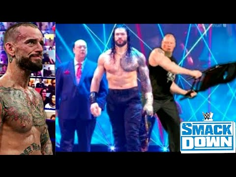 Download WWE Smackdown 11 December 2020 FULL Highlights-HD  -WWE SMACKDOWN  highlights 11/12/2020 Analyzing