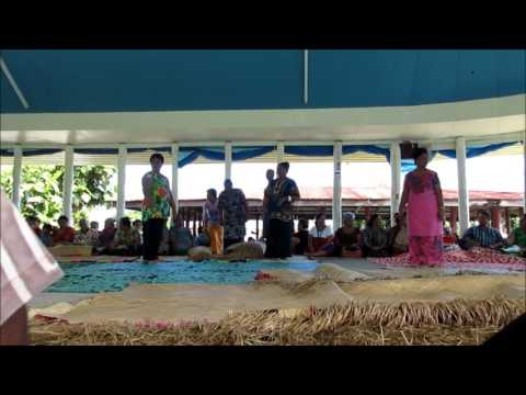 Samoa - Sao'gamea for SALA Saofa'i Part2