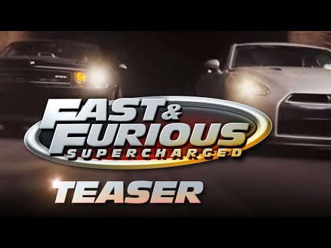 Fast & Furious - Supercharged Teaser