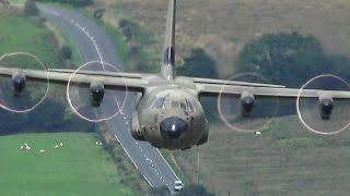 Amazing Fast Jet Flying In Mach Loop!!!