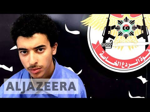 Libya arrests father, brother of alleged Manchester bomber