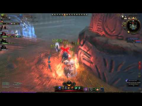 (HD) Neverwinter PvP Guardian Fighter - Pugs Vs Mixed Premade Module 9