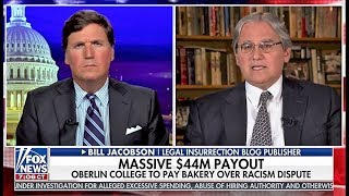 Tucker Carlson - Gibson's Bakery v Oberlin College Verdict