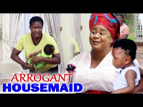 Download ARROGANT HOUSEMAID FULL MOVIE - NEW MOVIE HIT UJU OKOLI 2021 LATEST NIGERIAN NOLLYWOOD MOVIE