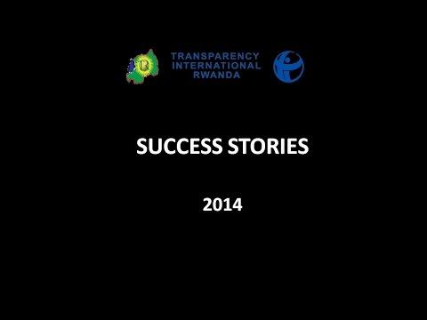 TI Rwanda - ALAC Success Stories 2014