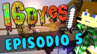 SI E' BUGGATO L'INVENTARIO! - Minecraft 16 Dyes E5