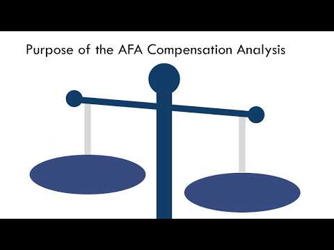 5-Min AFA Compensation Analysis Overview