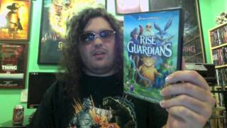 Rise of the Guardians (2012) Movie Review