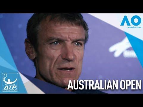 Legends Debate Australian Open Final