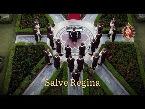 Salve Regina   Gregorian   Perennial Praise
