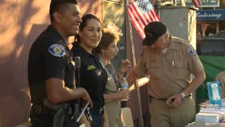 National Night Out in Garden Grove
