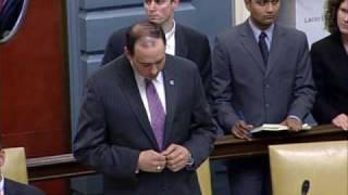Senator Jamie Eldridge's Maiden Speech on Ethics Reform
