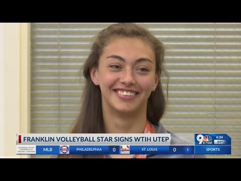 Chacon Signs With UTEP