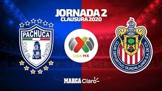Pachuca vs Chivas   Liga MX   Jornada 2   Clausura 2020